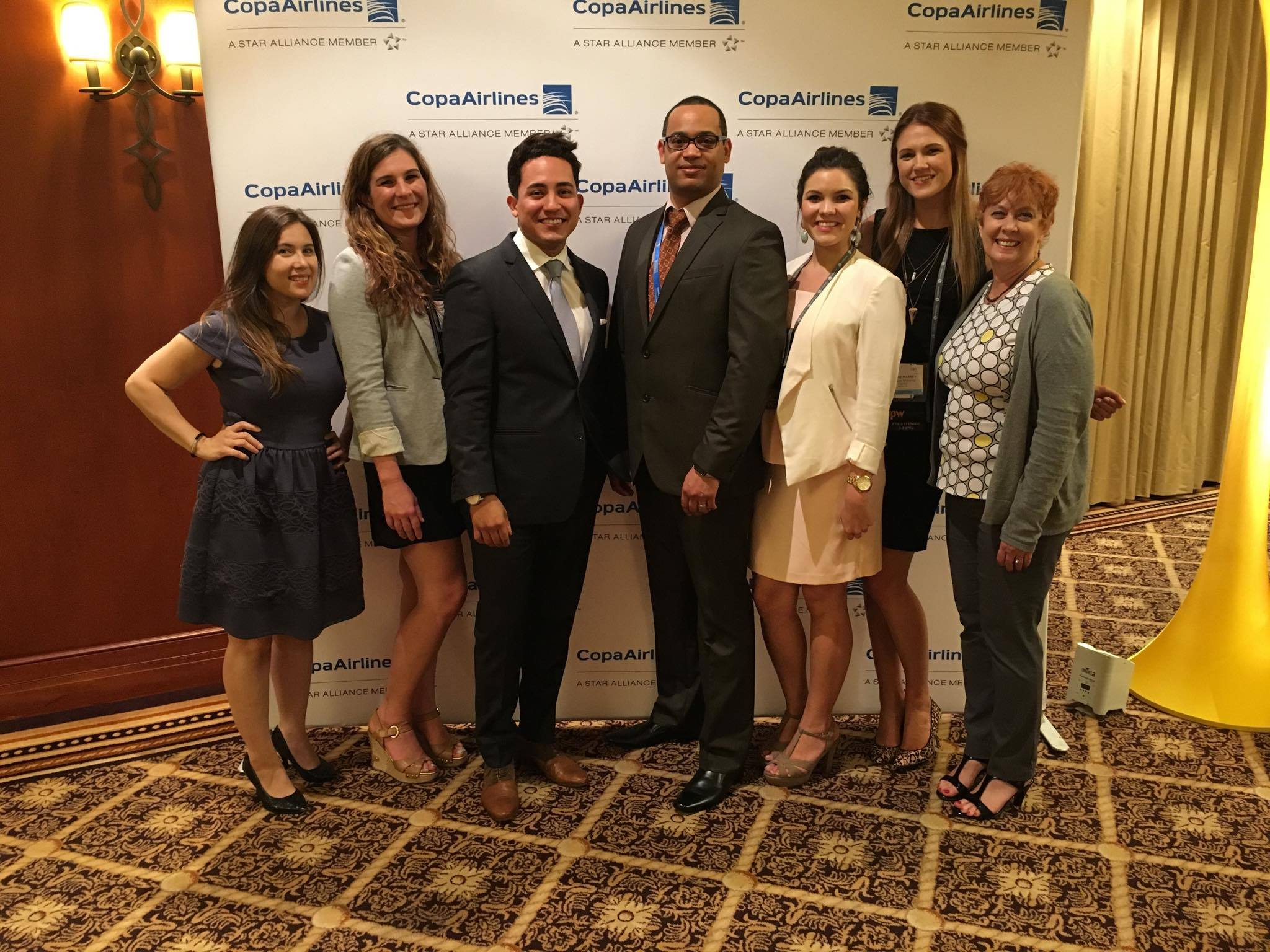 IPW16 Louisiana Latin American Task Force with Copa Airlines and Tomahawk Tourism Marketing