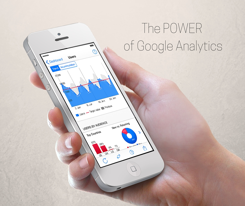 Google Analytics for Tourism